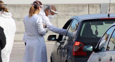 COVID VIKEND - HNŽ Broji 397 novozaraženih, 100 bolesnika na bolničkom liječenju