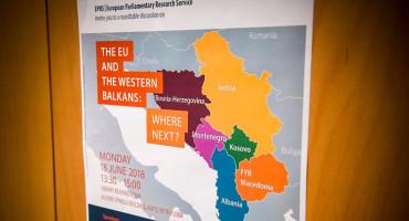 IZVJEŠTAJ EK BiH u odnosu na regiju nije napredovala na putu prema EU