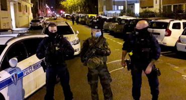 NOVI NAPAD U FRANCUSKOJ Ranjen pravoslavni svećenik, napadač u bijegu