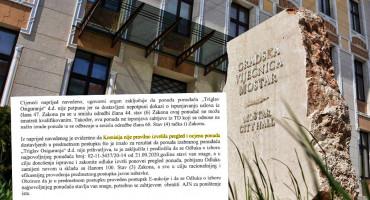 """OVAKO TO RADI GRAD MOSTAR Dodijele ugovor pa tek nakon žalbi """"shvate"""" da nisu radili po propisima"""