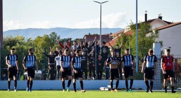 POSUŠJE Bez pobjednika u derbiju, navijači pokazali veliko srce za malog Antu Knezovića
