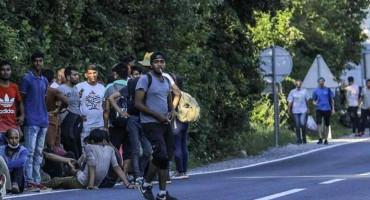 U prvih devet mjeseci prijavljeno više od 13 tisuća nezakonitih migranata