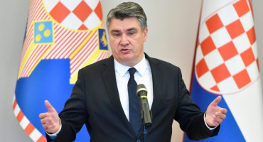 MILANOVIĆ Izetbegovićeva supruga je specijalizirala u Zagrebu 90-ih, a sada nas nazivaju UZP-om