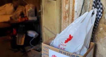JELO NA KOTAČIMA Mostarski Caritas obilježio dan borbe protiv siromaštva