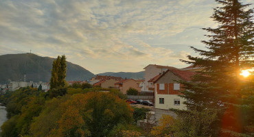 Mostar i Neum jutros najtopliji, evo kakvo nas vrijeme očekuje narednih dana