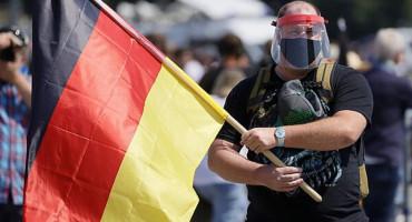 NJEMAČKA Za kršenje mjera kazne čak do 25 tisuća eura