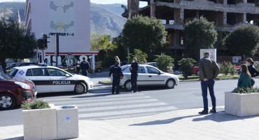 MOSTAR Automobilom udario pješaka na Španjolskom trgu