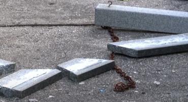 Oskvrnuto spomen obilježje hrvatskim žrtvama u središnjoj Bosni