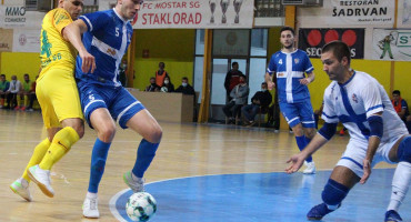 FUTSAL Mostar Stari Grad nadigrao Brotnjo na otvaranju nove sezone