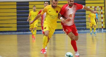 FUTSAL DERBI FC Mostar SG potopio aktualnog prvaka Salines