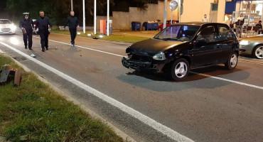 PROMETNA NESREĆA 'Za dlaku' izbjegnuta tragedija na ulazu u Mostar