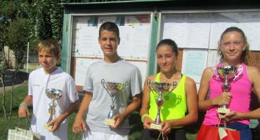 U14 Mostar ugostio mlade tenisače u okviru europskog turnira
