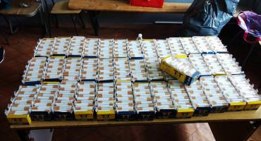 UNO BIH Na mostarskom području oduzet duhan i cigarete vrijedni 110 000 KM