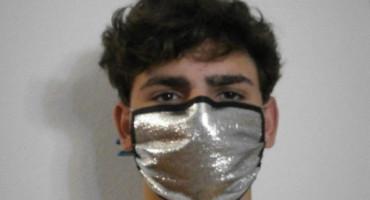 LJUBUŠKI INOVATOR Svojom maskom oduševio u Istanbulu