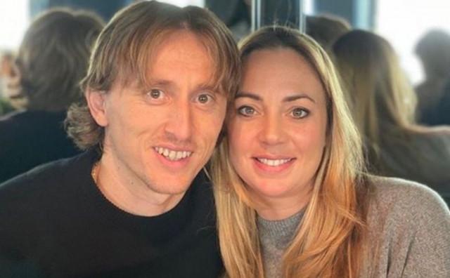 SRETNI TRENUTCI Puno razloga za slavlje u domu Luke Modrića u Madridu