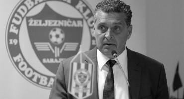 U 57. godini preminuo predsjednik Željezničara