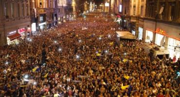 Kako je 50 tisuća ljudi skandiralo Peri Gudelju