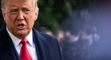 SAD Trump opozvan povijesni drugi put