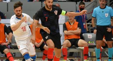HRVATSKA NIJE USPJELA Češka bolja nakon izvođenja penala