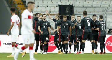 REMI U ISTANBULU Turska i Hrvatska odigrale ludu utakmicu sa šest pogodaka