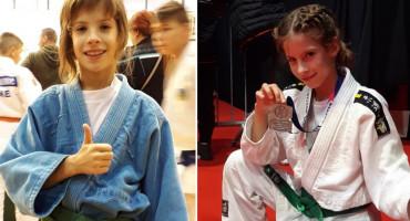 Dvanaestogodišnja Nika Zovko jedan je od sportskih ponosa Hercegovine