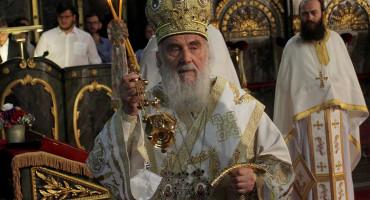 Preminuo poglavar Srpske pravoslavne crkve Irinej