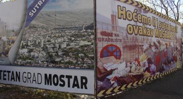 MOSTAR ZAPAD Danas sučeljavanje kandidata dva HDZ-a, HRS-a, BH Bloka i koalicije Mostar moj dom