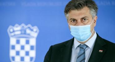 HRVATSKA Plenković u izolaciji zbog supruge
