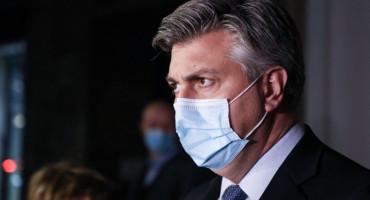 Andrej Plenković pozitivan na koronavirus