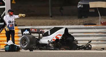 BAHREIN Vozač Formule 1 izbjegao smrt u prepolovljenom bolidu