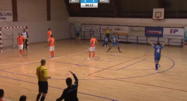 FUTSAL Pobjeda Brotnja u Livnu, vratari oba kluba spriječili efikasniju utakmicu