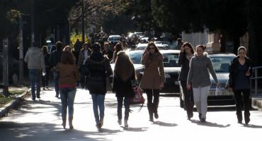 ŠKOLOVANJE Prošlu akademsku godinu završio manji broj studenata nego godinu prije