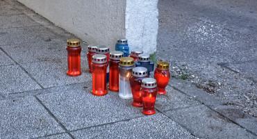 Ubojica će danas biti ispitan u Tužiteljstvu HNŽ-a, Mostarci pale svijeće na mjestu ubojstva