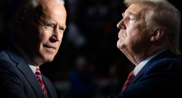 IZBORNA NOĆ Amerikanci biraju između Trumpa i Bidena