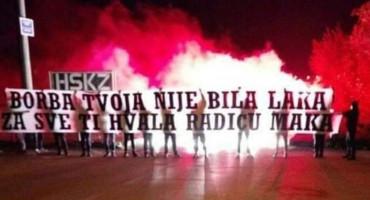 MOSTAR Ultrasi odali počast Marku Maki Radiću