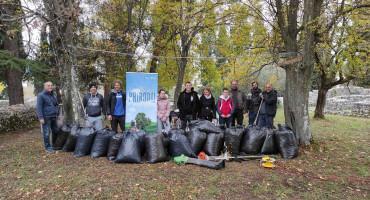 Mostarsko udruženje organiziralo uređenje okoliša kod Čapljine