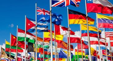 OBJAŠNJENJE Znate li zašto nijedna država nema ljubičastu boju na zastavi?