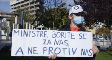 VJEROJATNO 7. PROSINCA Sindikati zdravstvenih djelatnika pripremaju generalni štrajk