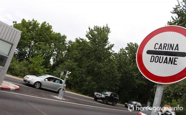 ORGANIZIRANI KRIMINAL Crnogorcu zabrana ulaska u BiH na pet godina