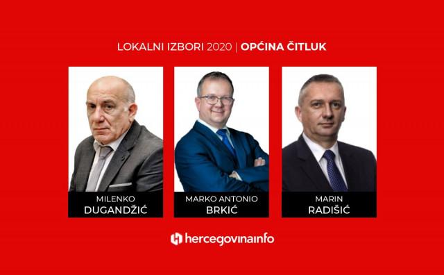 SUČELJAVANJE Radišić, Brkić i Dugandžić o mladima, Međugorju, zdravstvu, urbanizmu i vizijama