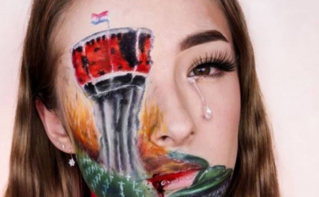 Fantastičan rad 18-godišnje umjetnice