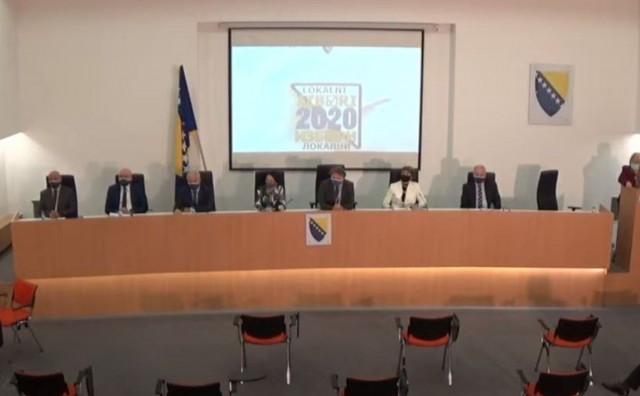 SIP Do 19 sati na birališta u BiH izašlo 47 posto birača