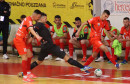 U odličnoj futsal predstavi Zrinjski slavio protiv Sloge i plasirao se u četvrtfinale Kupa