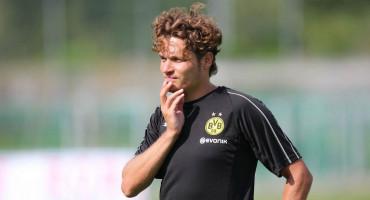 Edin Terzić do kraja sezone trener Borussije Dortmund