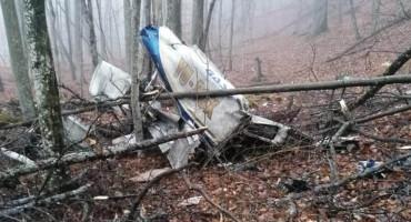 DVOJE POGINULIH Završena je prva faza istrage avio nesreće kod Banja Luke