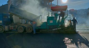 KONAČNO Završeno asfaltiranje kod Doma zdravlja u Mostaru
