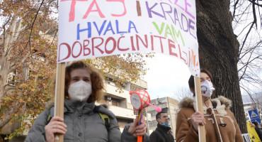 TEK DOGODINE Ove godine nema više prosvjednika na mostarskim ulicama
