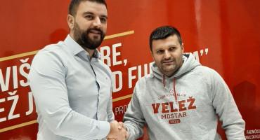 Feđa Dudić potpisao novi ugovor s Veležom