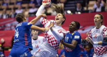 FRANCUZICE PREJAKE Hrvatska bez finala Eura