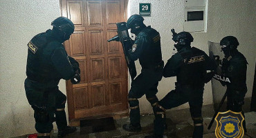 DROGA Pripadnici FUP-a uhitili pet osoba, među njima i stare znance